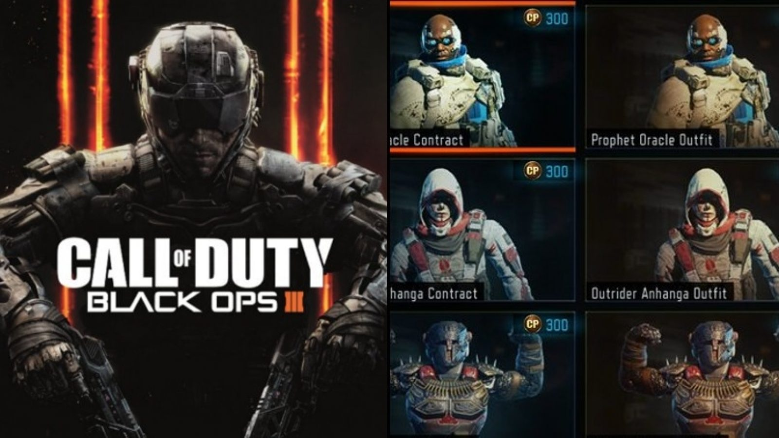 Specialist Outfits Can Now Be Directly Purchased In Call Of Duty Black Ops 3 Dexerto