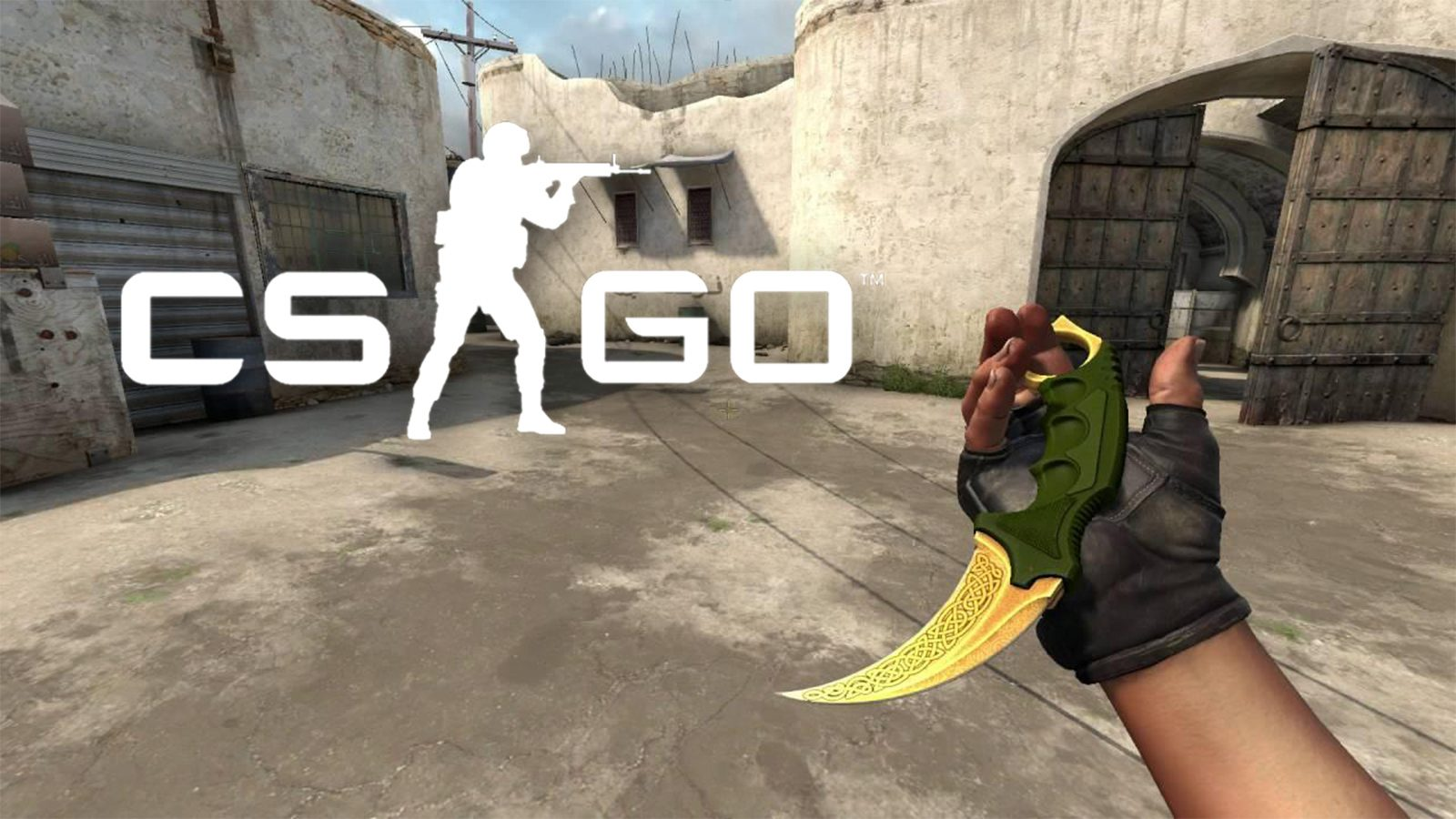 Ridiculous knife skin concept is the perfect fit for CS:GO - Dexerto