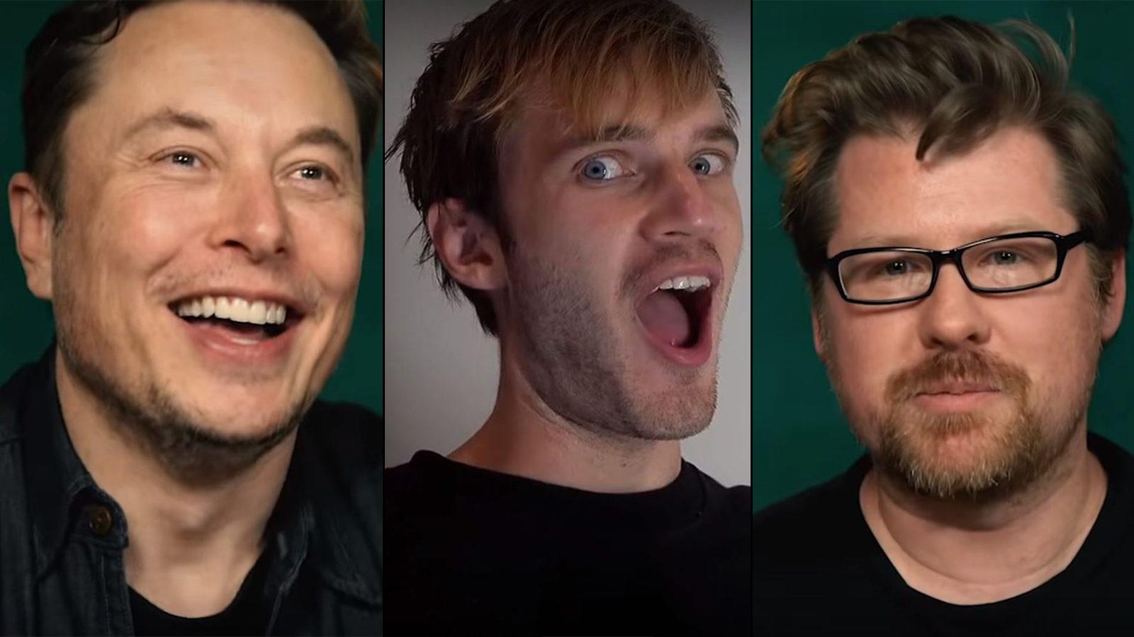 Elon Musk finally hosts PewDiePie's 'Meme Review' in last ...