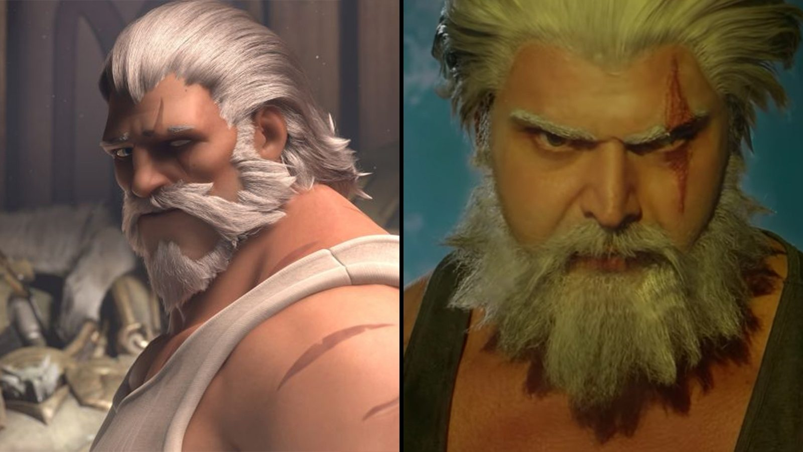 Overwatch Fan Made Short Film Shows How Reinhardt And Brigitte Were Added To The Game Dexerto