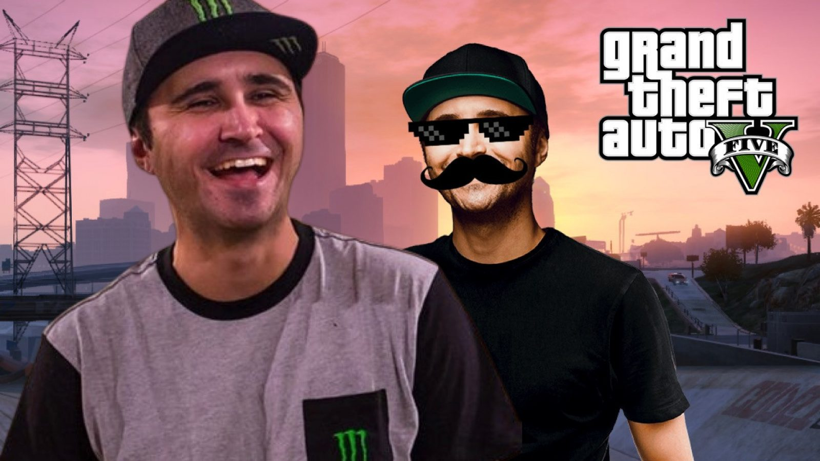 Summit1g in GTA