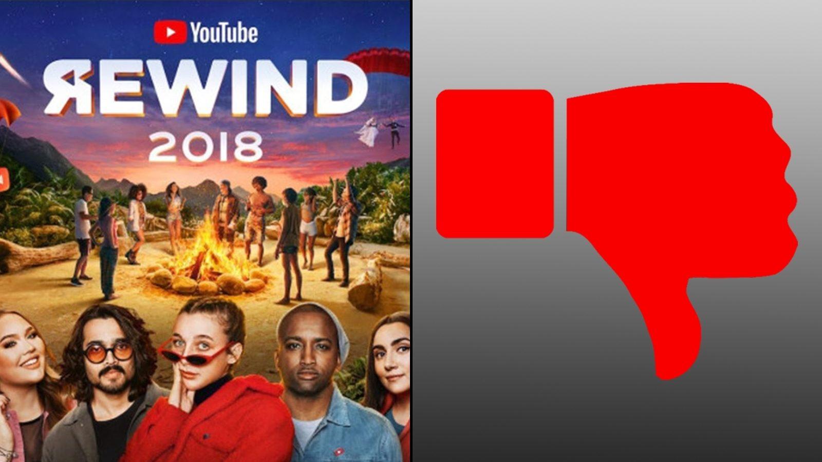 Update Youtube Rewind 2018 Video On Course To Break Dislike Record Dexerto