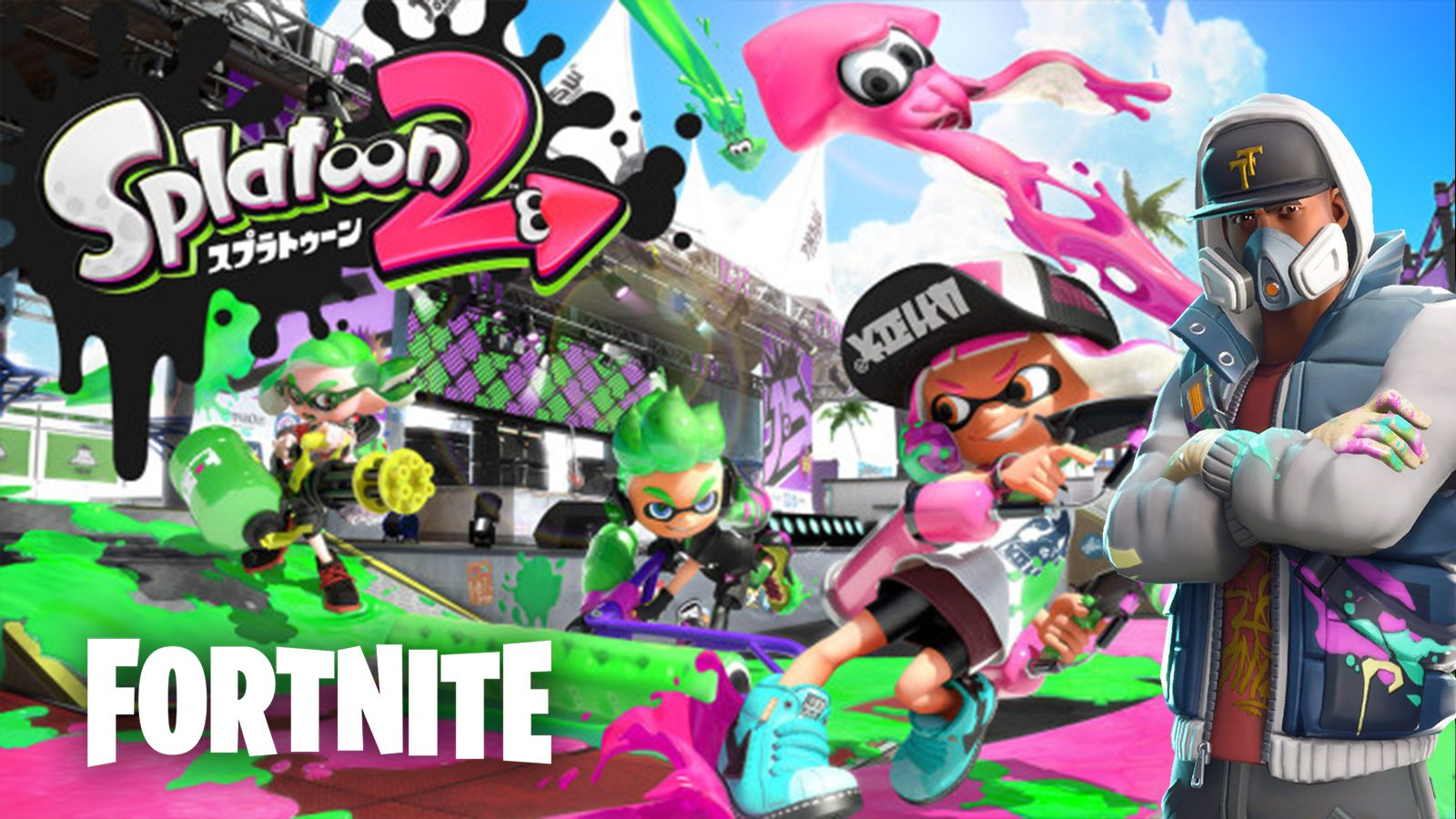 Leaked Fortnite X Splatoon Files Reveal Next Crossover Event Dexerto Some events involve turning off shooting, so everyone can enjoy the event. leaked fortnite x splatoon files reveal