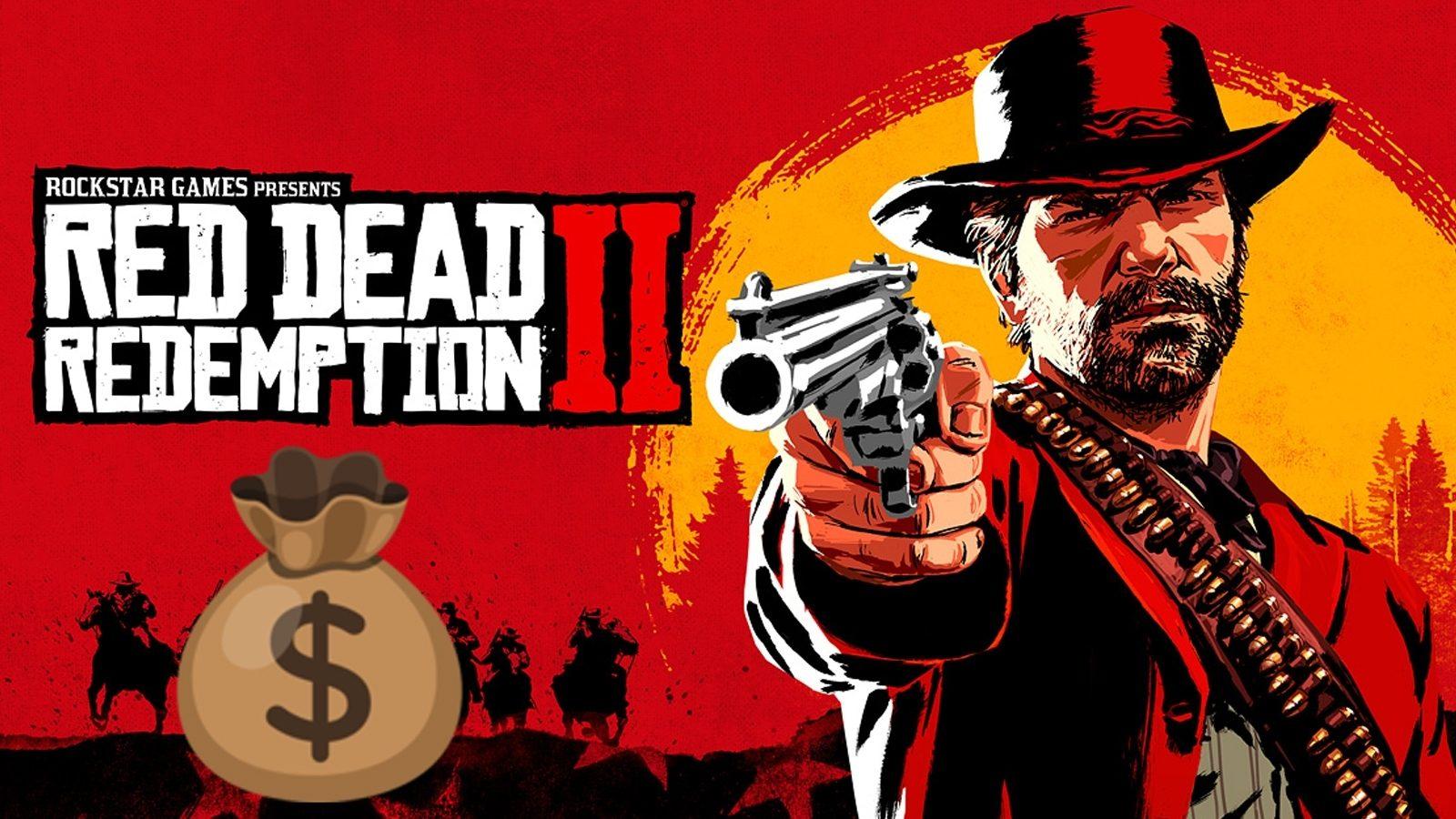 comment faire de l argent red dead redemption 2 online