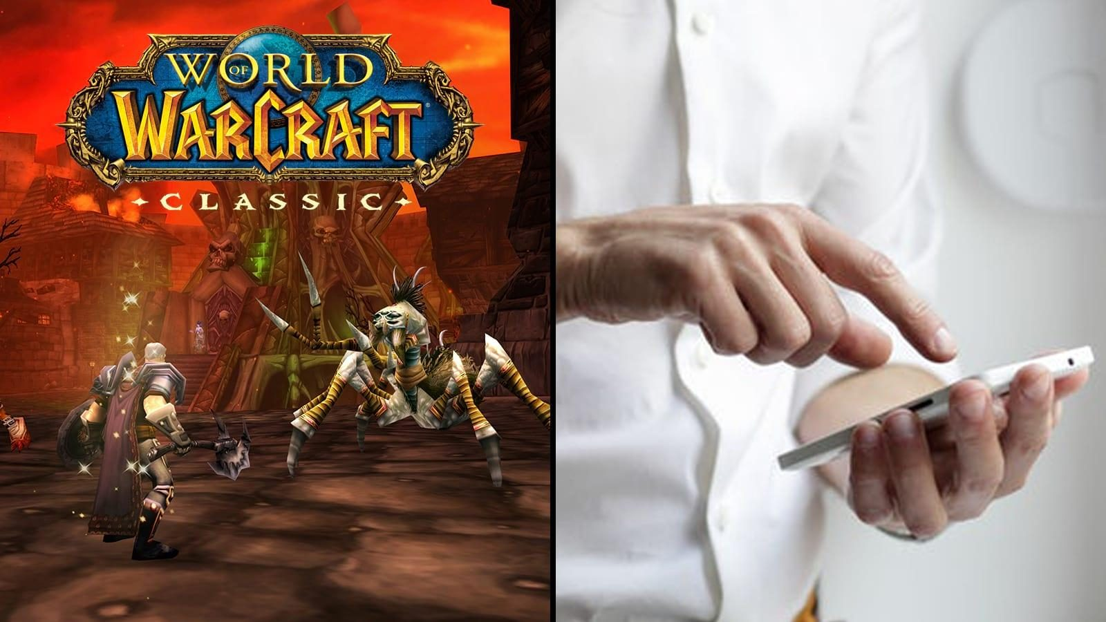 How To Play Wow Classic On Mobile Dexerto