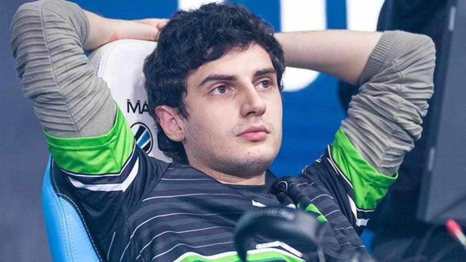 Mixwell for OpTic Gaming.