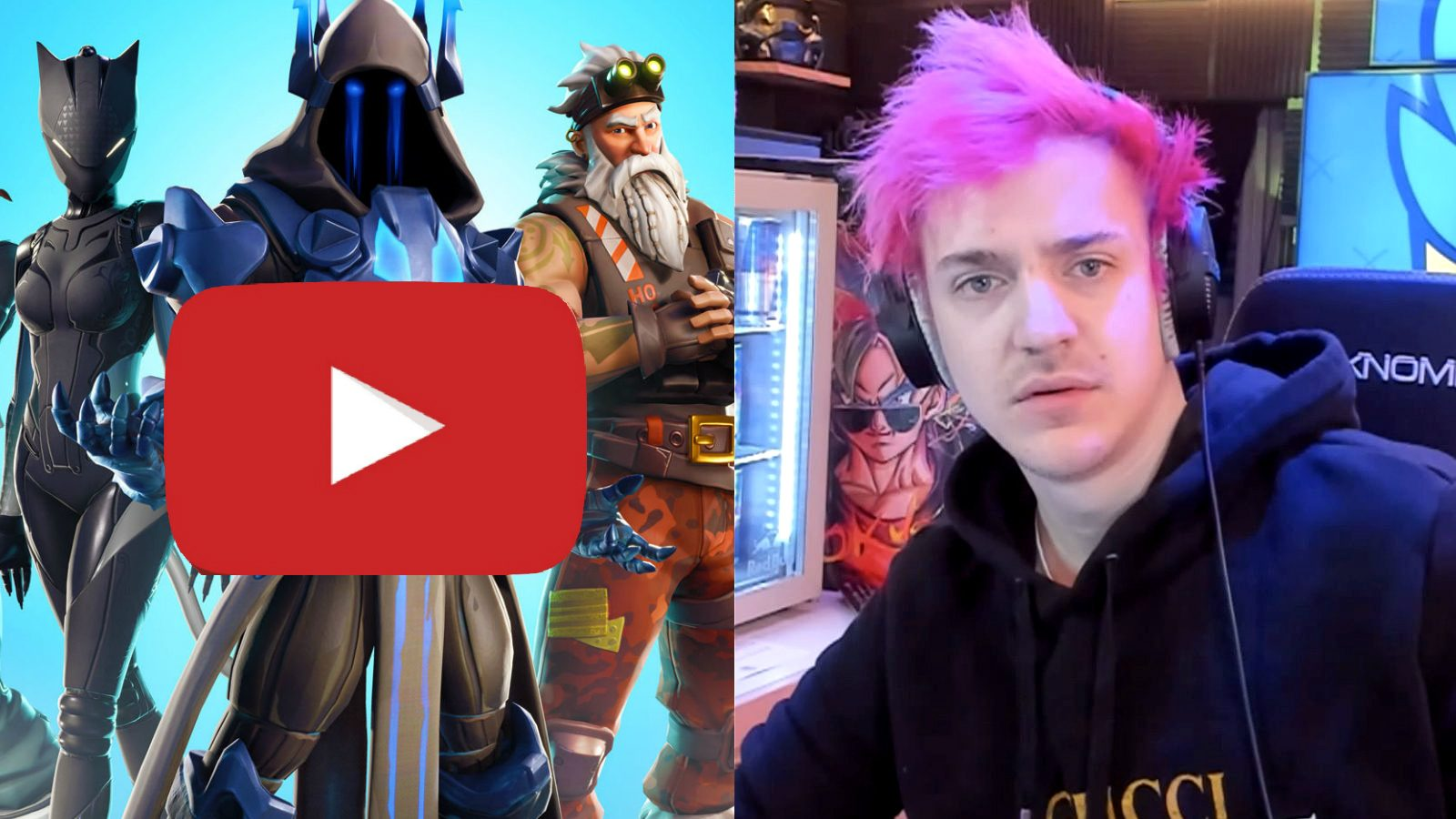 Ninja Has Fortnite Youtube Video Demonitized For Blood And Gore Updated Dexerto However, according to a conversation ryan wyatt, youtube's director of gaming content and partnerships, recently had with the verge, fortnite is not actually youtube's no. fortnite youtube video demonitized