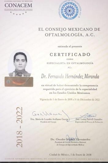 Fernando Hernández Miranda  - Multimedia
