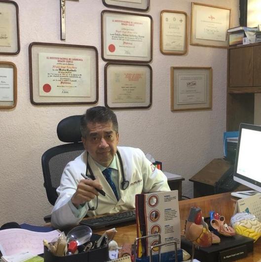 Dr. Miguel Angel Luna Calvo Cardiólogo, Durango - Agenda cita |  Doctoralia.com.mx