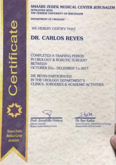 Carlos Reyes Utrera - Galería de imágenes