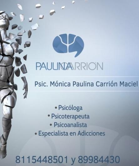 Monica Paulina Carrion Maciel