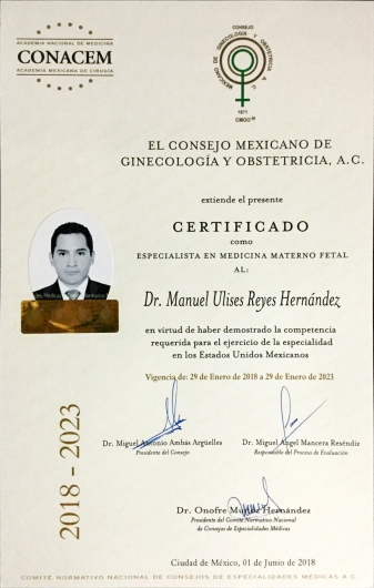 Manuel Ulises Reyes Hernández  - Multimedia