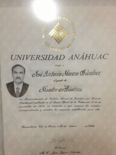 José Antonio Moreno Sánchez  - Multimedia