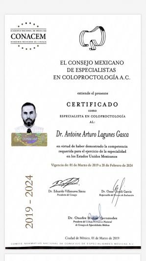 Antoine Lagunes Gasca - Multimedia