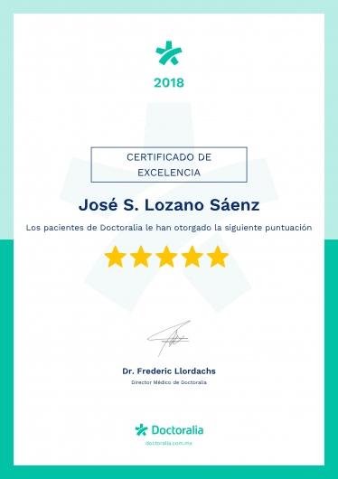 José S. Lozano Sáenz - Galería de imágenes