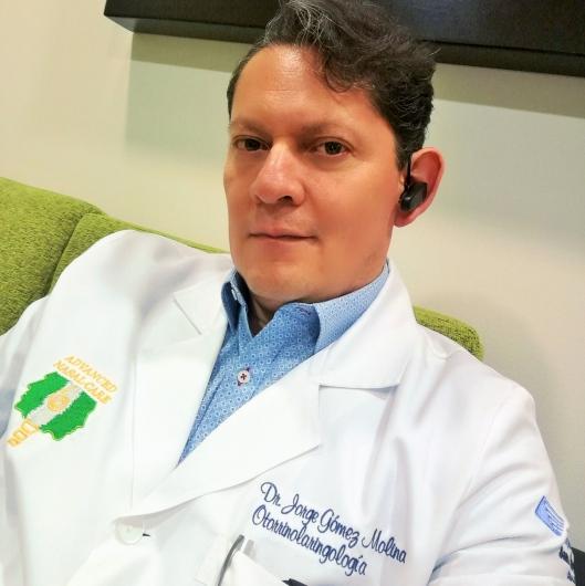 Jorge Gomez Molina