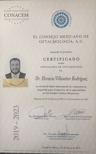 Horacio Villaseñor Rodriguez - Multimedia