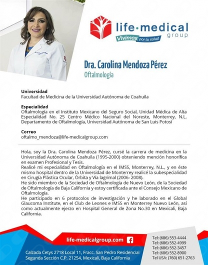 Carolina Mendoza Perez  - Multimedia