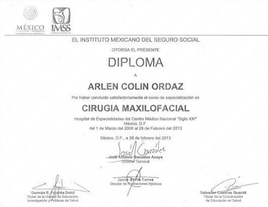 Arlen Colín Ordaz - Multimedia