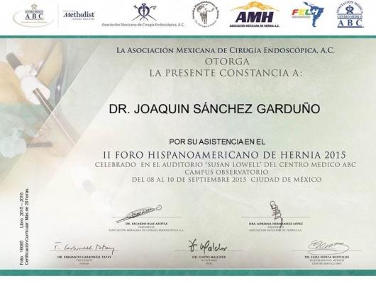 Joaquín Sánchez Garduño - Galería de imágenes