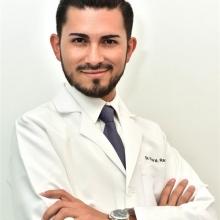 Víctor Manuel Rangel Porcayo, Diabetólogo Cuauhtémoc