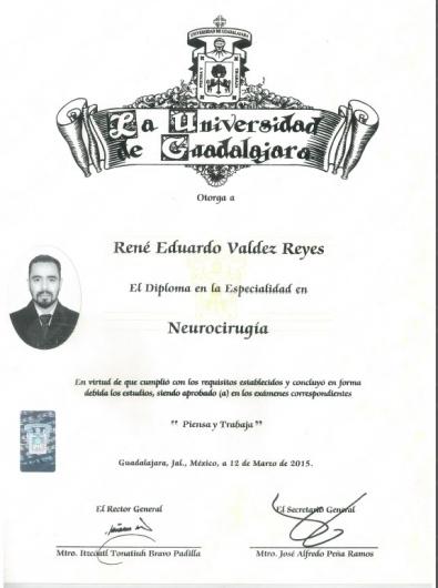 Rene Eduardo Valdez Reyes - Galería de imágenes