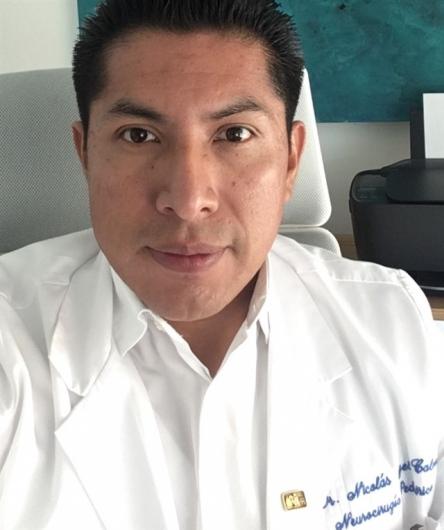 Nicolas Teyes Calva