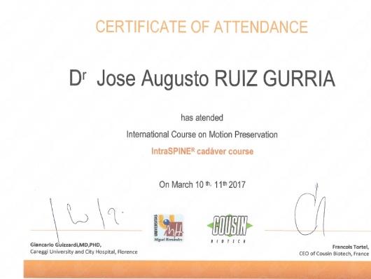 José Augusto Ruiz Gurría - Galería de imágenes