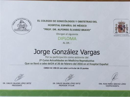 Jorge Gonzalez Vargas  - Multimedia