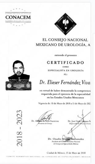 Elieser Fernandez Vivar - Multimedia