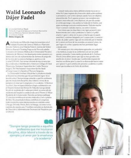 Walid Leonardo Dajer Fadel - Galería de imágenes