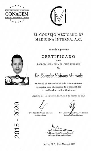Salvador Medrano Ahumada - Multimedia
