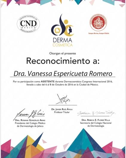 Vanessa Espericueta Romero - Multimedia