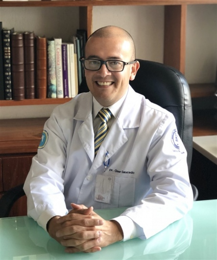 Omar Josué Saucedo Ramírez