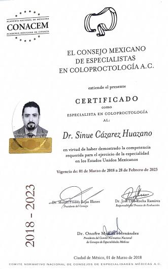 Sinue Cázarez Huazano  - Multimedia