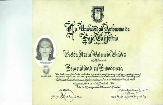 Grelda Valencia Chávez - Multimedia