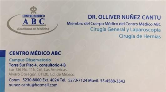 Olliver Núñez Cantú - Galería de imágenes