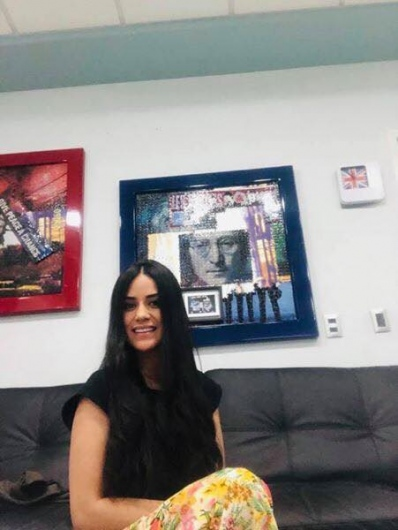 Seritania Rusvanzath Pérez - Galería de imágenes
