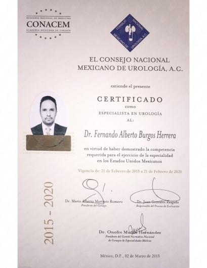 Fernando Burgos Herrera - Galería de imágenes