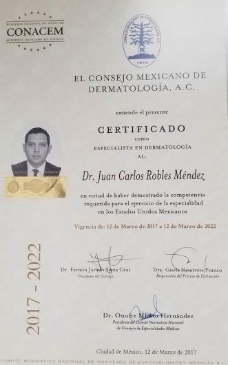 Juan Carlos Robles Méndez - Galería de imágenes