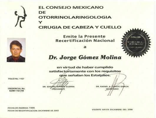 Jorge Gomez Molina  - Multimedia