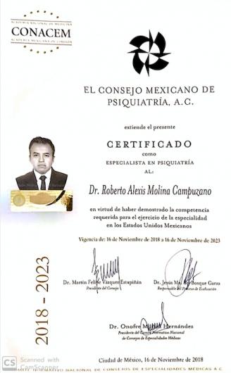 Roberto Alexis Molina Campuzano - Multimedia