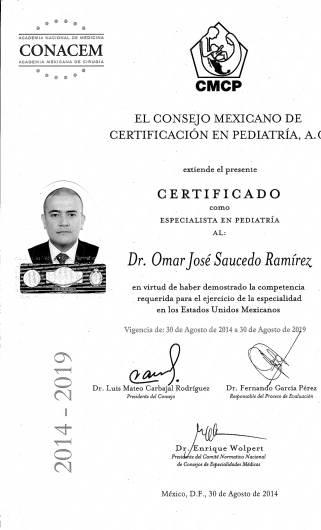 Omar Josué Saucedo Ramírez  - Multimedia