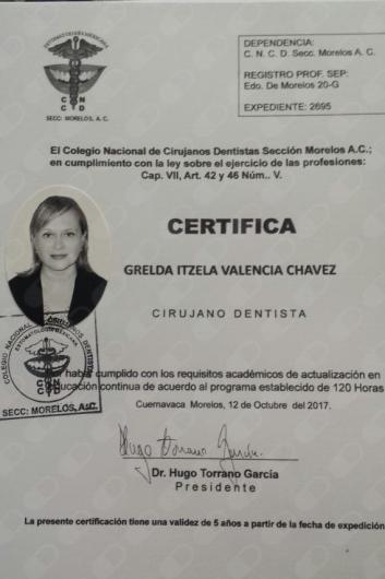 Grelda Valencia Chávez - Galería de imágenes