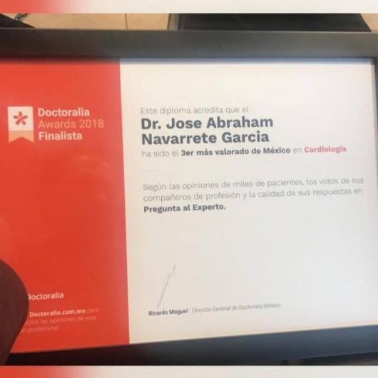 Jose Abraham Navarrete Garcia