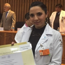 Paulina Fuentes Escarraga - Internista