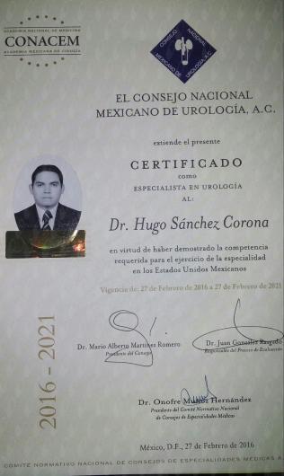 Hugo Sánchez Corona - Multimedia