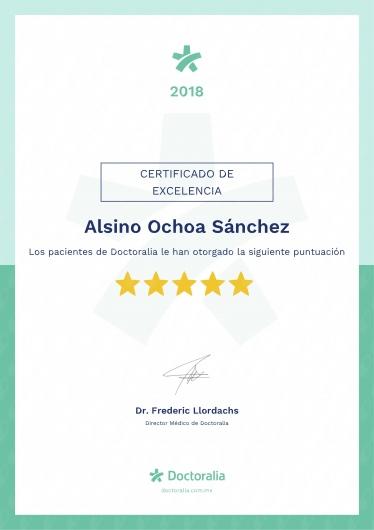 Alsino Ochoa Sánchez - Multimedia