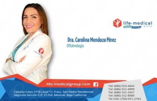 Carolina Mendoza Perez - Galería de imágenes