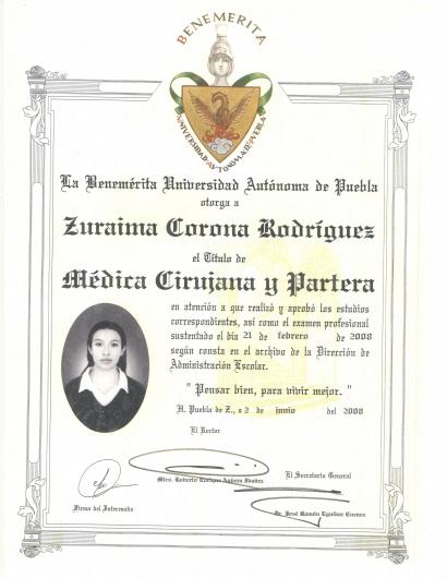 Zuraima Corona Rodriguez - Galería de imágenes